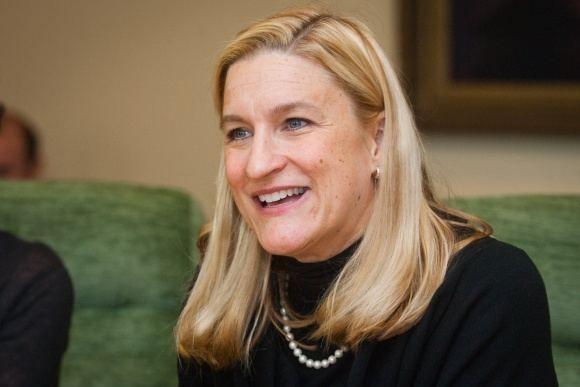 Rašytojai Rūtai Šepetys įteikta Jungtinės Karalystės literatūros premija
