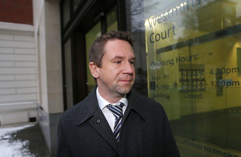 """Vladimiras Antonovas, pagrindinis """"Snoro""""akcininkas. Andrew Winningo (""""Reuters"""" / """"Scanpix"""") nuotr."""