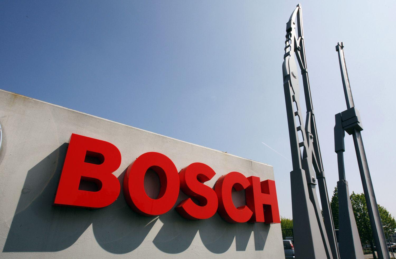 """Bosch"" statys lustų gamyklą už 1 mlrd. Eur"