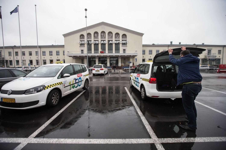 Vilniaus oro uosto automobilių aikštelė tampa svetingesnė