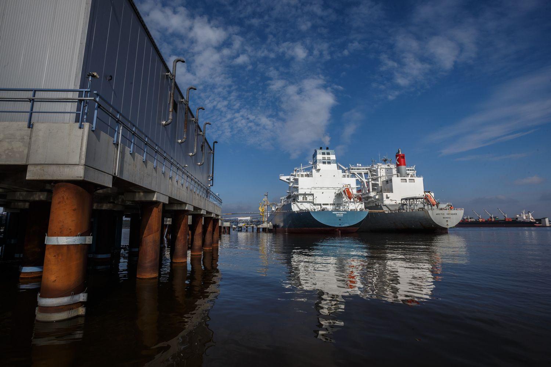 Derinama teisinė aplinka bendrai Baltijos šalių dujų rinkai
