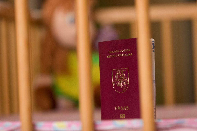Vyriausybė sutinka, kad lietuviškuose pasuose atsirastų W, X ir Q