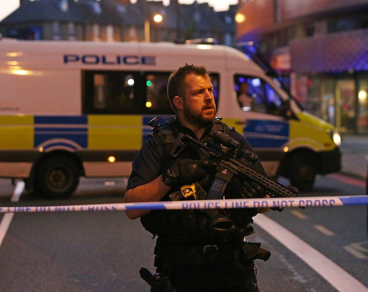 Dėl išpuolio prieš musulmonus Londone sulaikytas 47-erių vyras