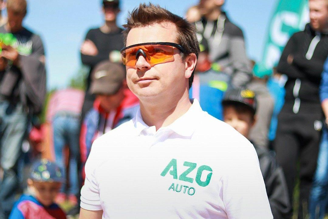 """""""AZO Auto"""" veidu tapęs A. Juknevičius: automobilio priežiūra lemia tavo rezultatą varžybose"""