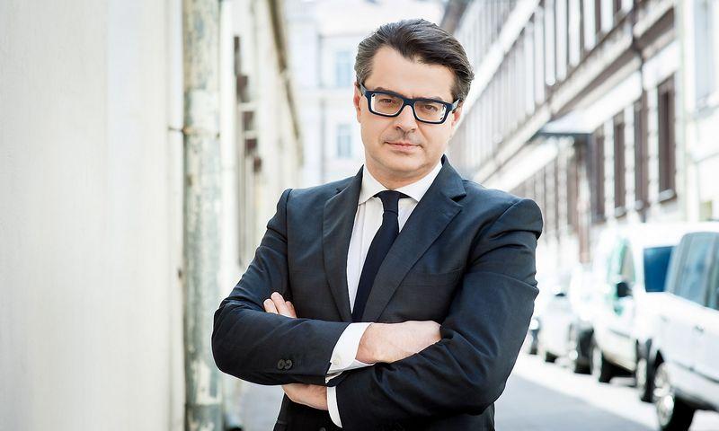Linas Sesickas, advokatų kontoros GLIMSTEDT partneris