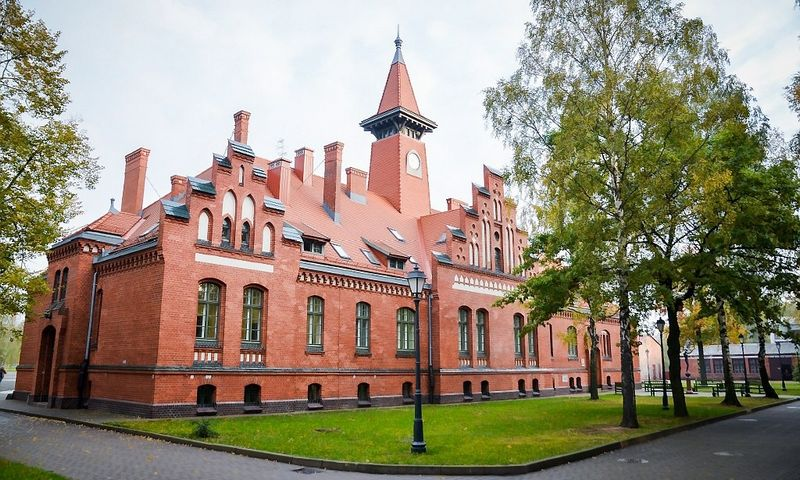 Klaipėdos universiteto nuotr.