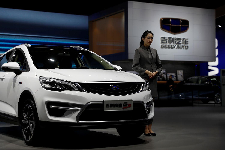 Investuoja į baltarusišką-kinišką automobilį