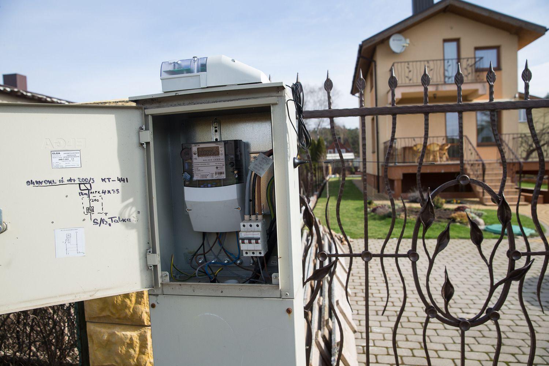 """Elektros ir dujų skaitiklius nurašinės """"Inlinen"""""""
