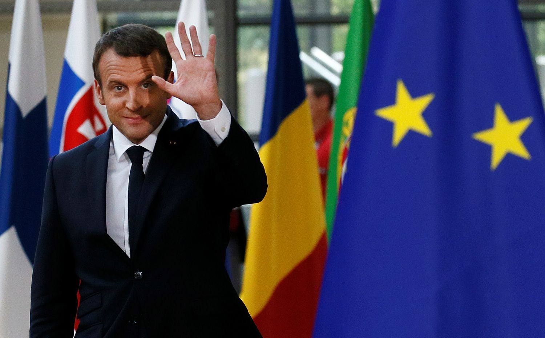 Po Macrono komentarų Lenkija siūlosi diskutuoti dėl ES ateities