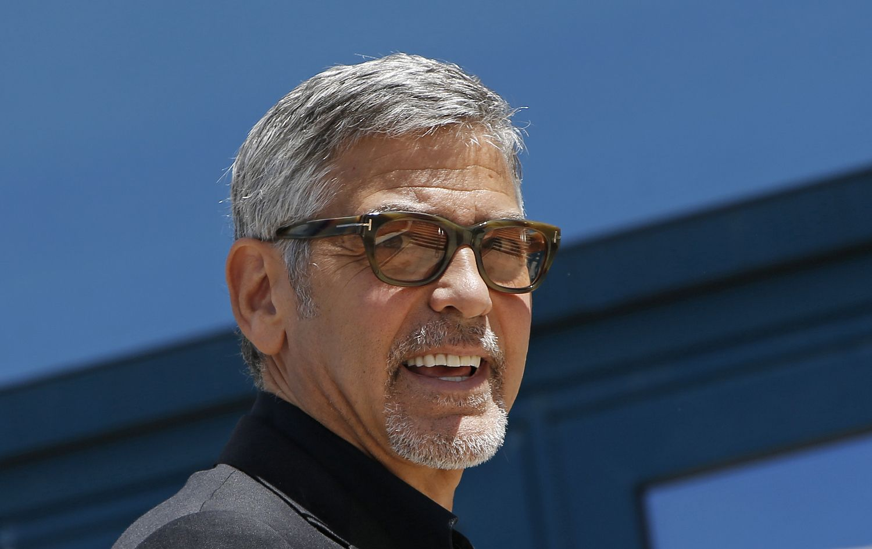 George'as Clooney tekilos gamintoją pardavė už 1 mlrd. USD