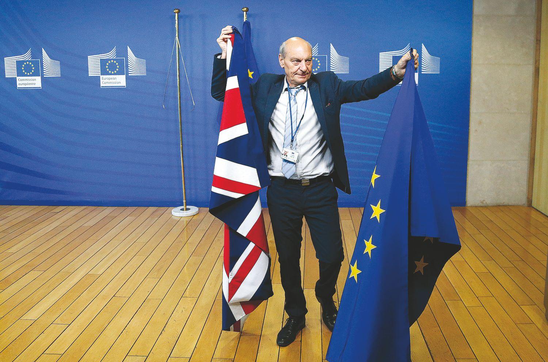 """ES vadovų rūpesčių sąraše – """"Brexit"""", saugumasir Trumpo Amerika"""