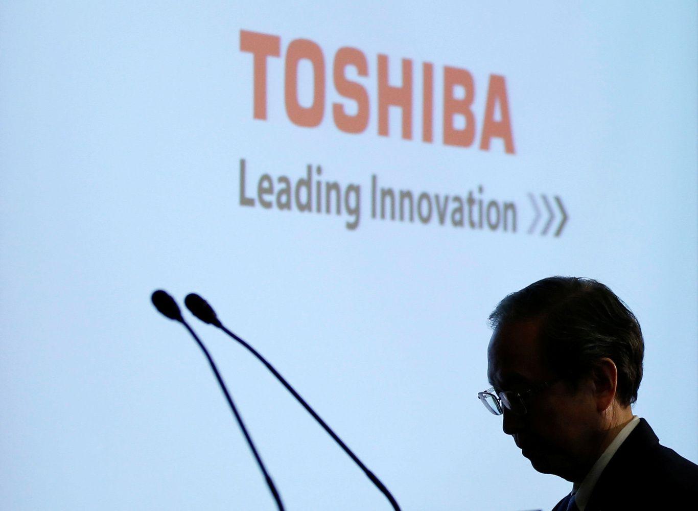 """""""Toshiba"""" biržoje išimama iš pagrindinio sąrašo"""