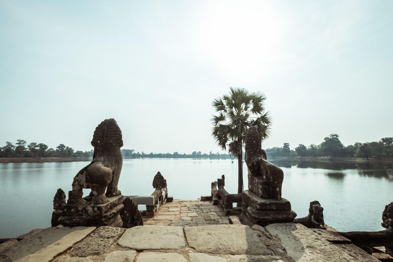 Vakar, šiandien ir rytoj Kambodžoje