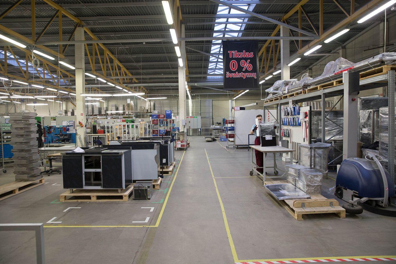 Didelio poveikio technologijos sudomino 38 gamintojus