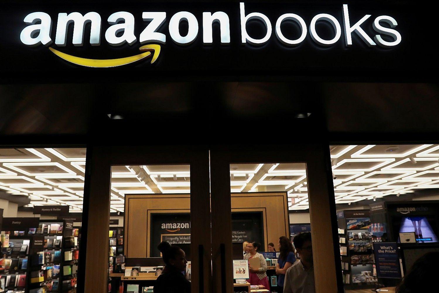 """""""Amazon"""" parduotuvių lankytojams neleis naršyti """"eBay"""""""