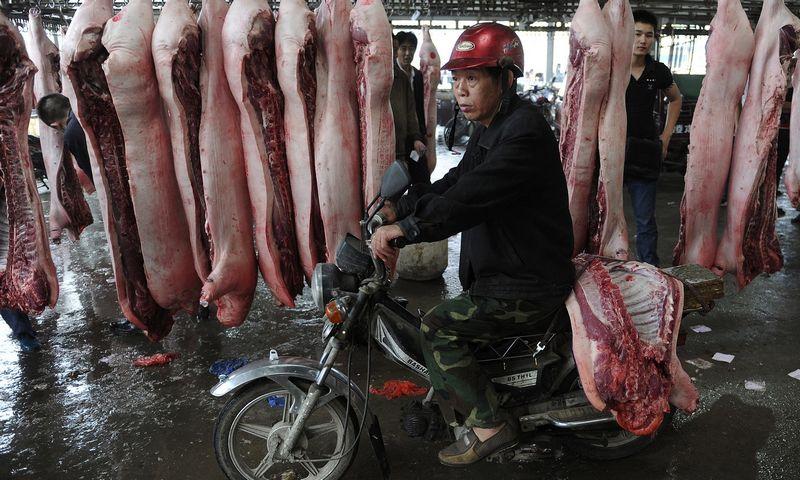 """Jianan Yu (""""Reuters"""" / """"Scanpix"""") nuotr."""