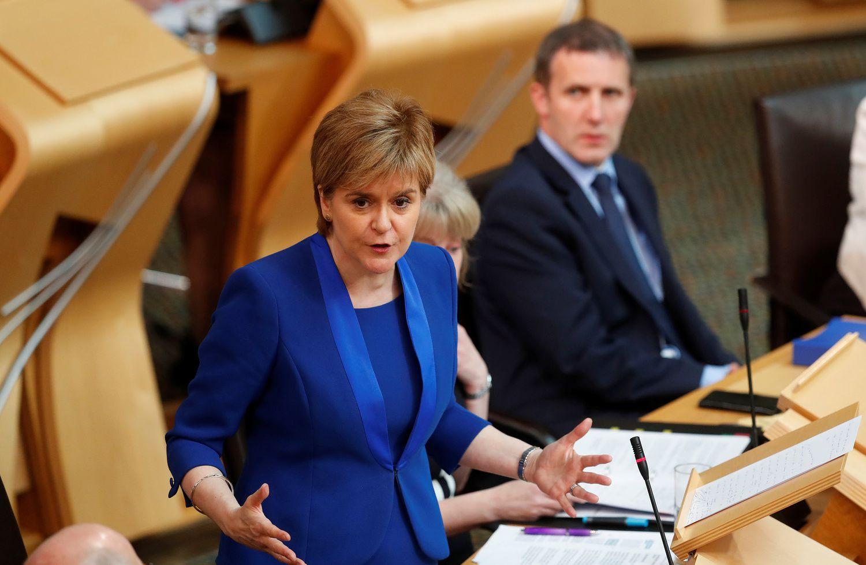 Škotija atideda nepriklausomybės referendumo planus