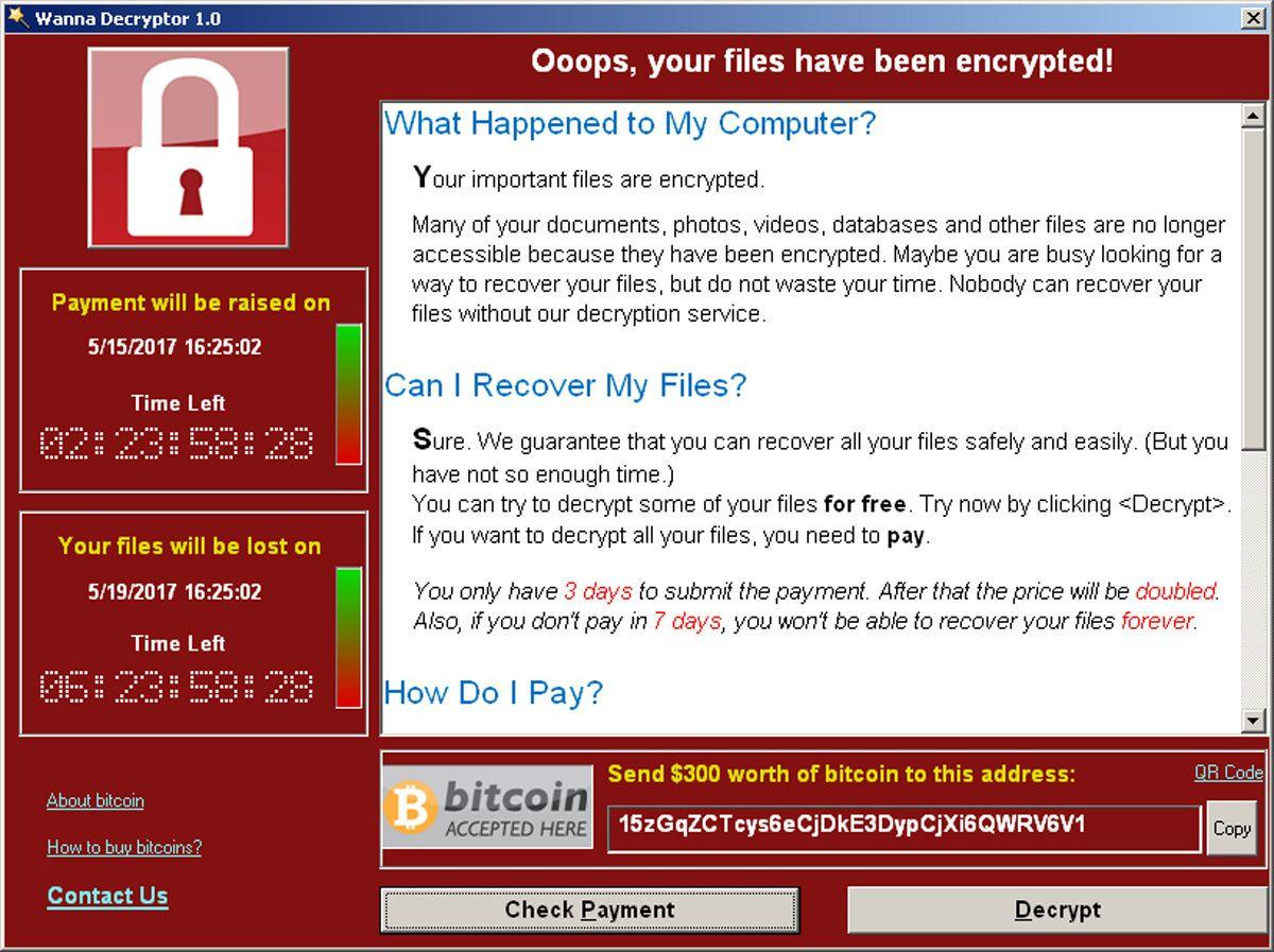 Per Europą vilnija nauja kibernetinė ataka