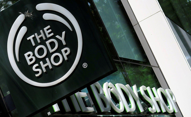 """""""L'Oreal"""" pardavė """"The Body Shop"""""""
