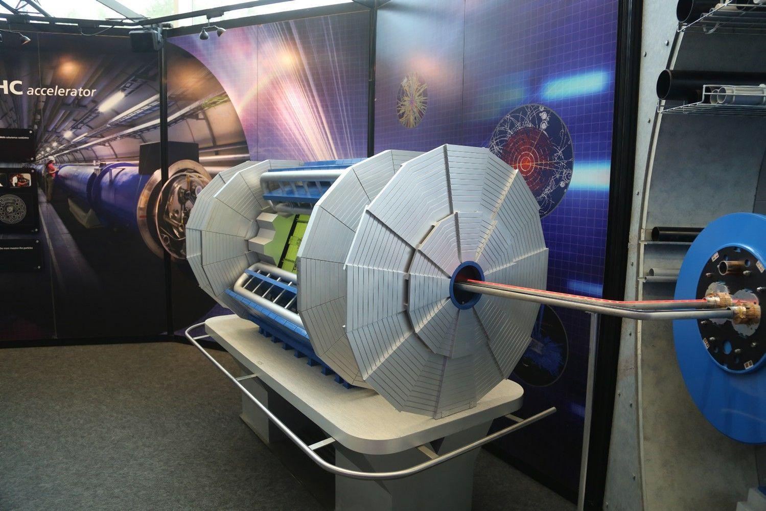 Tegyvuoja fizika: Lietuva tapo CERN nare