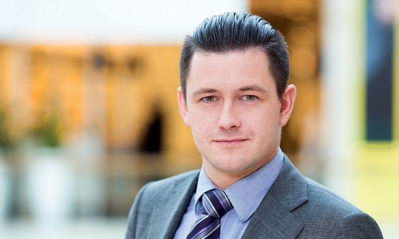 """Mantas Mikalopas, advokatų profesinės bendrijos """"iLAW"""" asocijuotas partneris, advokatas"""