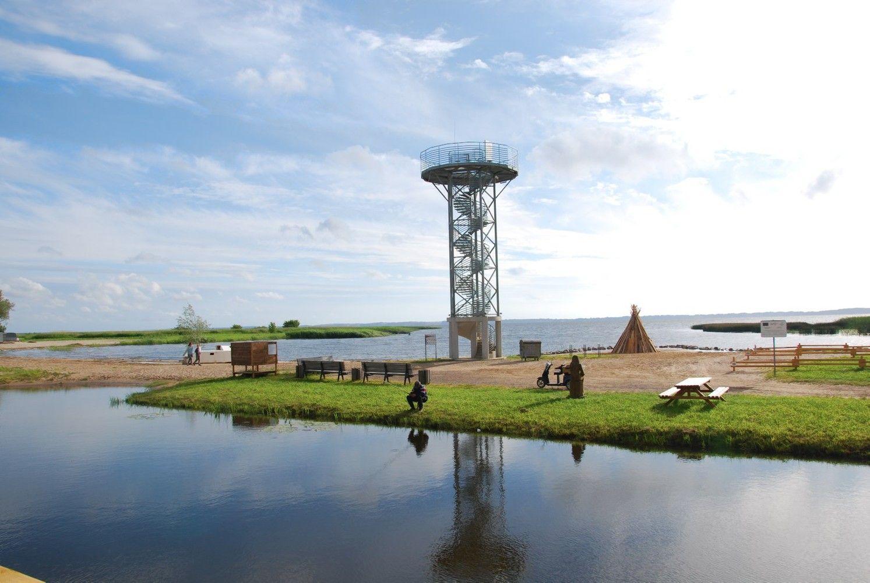 Užmirštą pamario kaimą verčia turistų rojumi