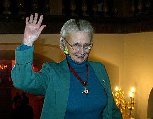 Mirė Lietuvos baleto legenda Aliodija Ruzgaitė
