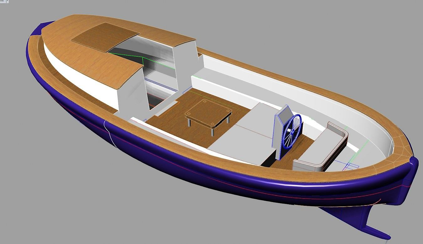 Elektra varomam laivui kurti klaipėdiečiai gavo 150.000 Eur finansavimą