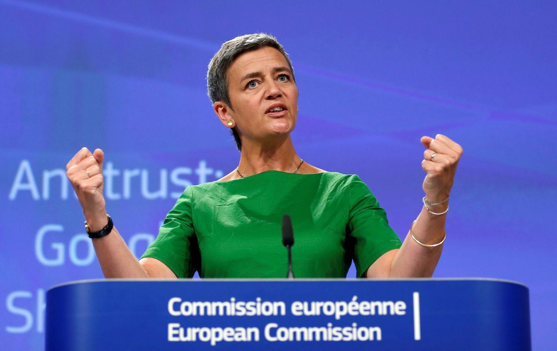 Penkios didžiausios EK baudos už konkurencijos pažeidimus