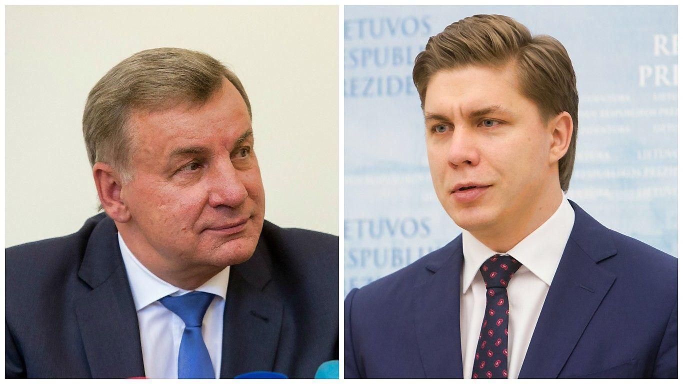 Tarnybinės etikos sargai: ūkio ministras ir jo tėvas pažeidė įstatymus
