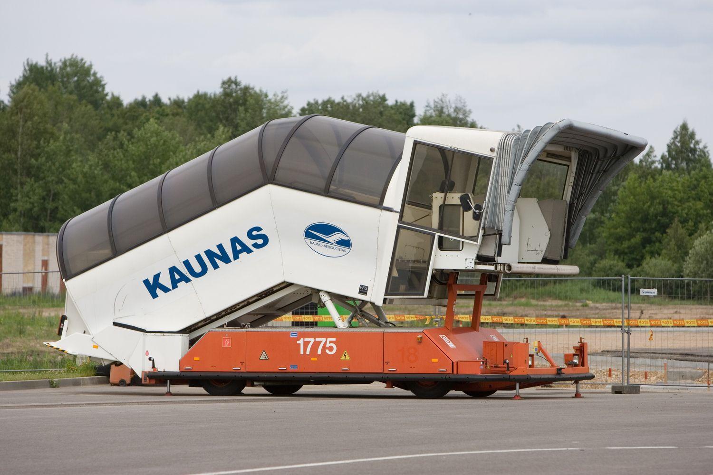 Kauno oro uostui – pastiprinimas