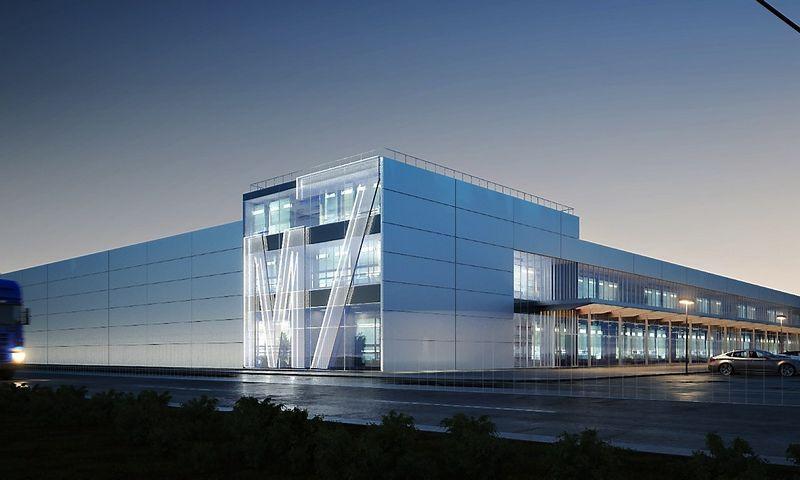 Biurų ir logistikos pastatas M7, pradėtas statyti kelio Vilnius–Minskas 7-ajame kilometre, išsiskirs architektūriniais sprendimais ir medžiagų bei sprendimų kokybe.