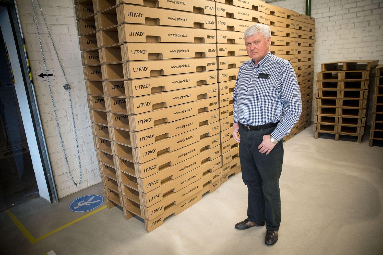 Bankininką pramonininku pavertė vienas IKEA žingsnis