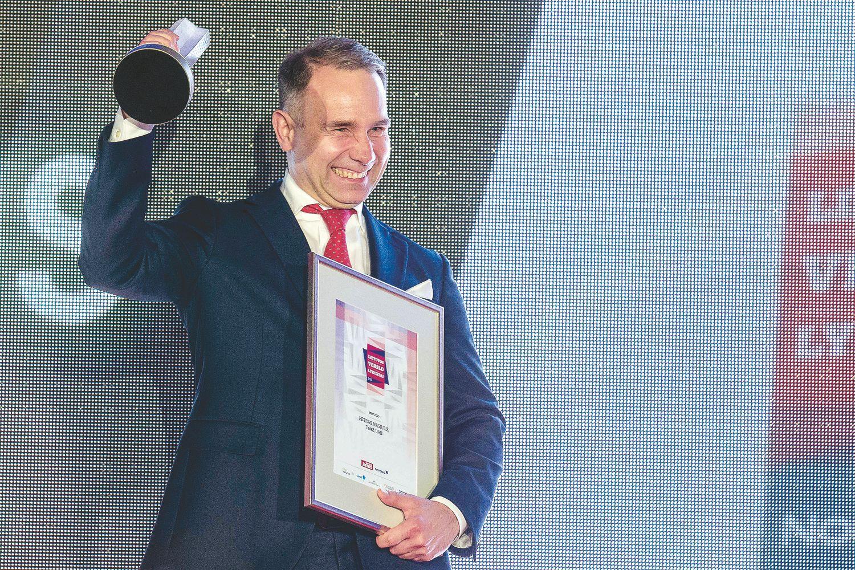 Metų CEO Petras Masiulis: vadovo pareiga – įskiepyti lyderio mentalitetą