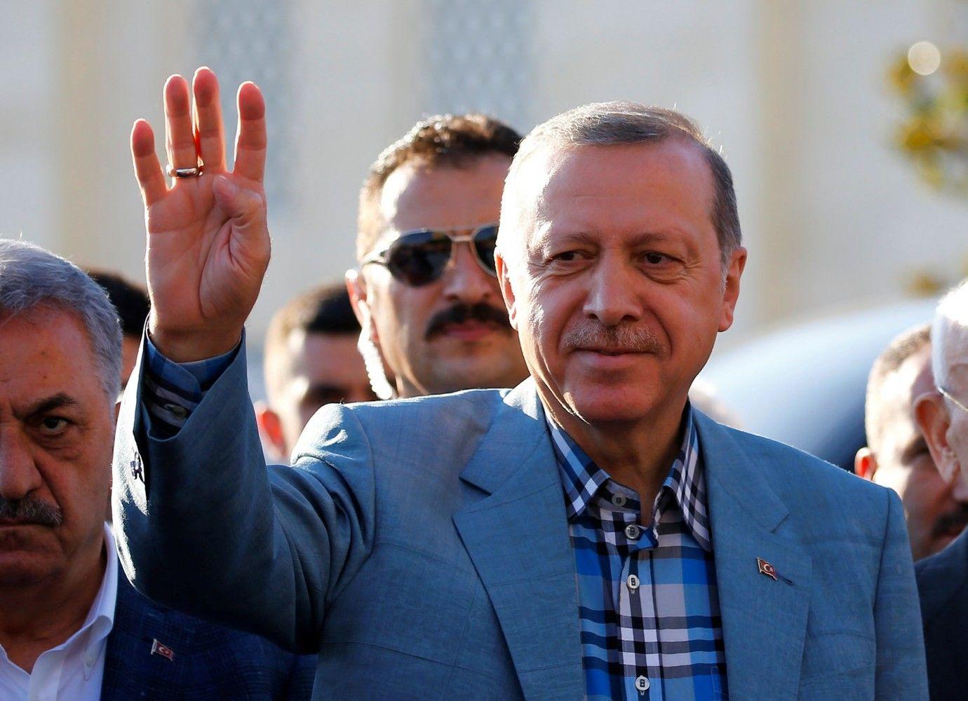 Vokietija užkardys Erdogano pasirodymą Hamburge