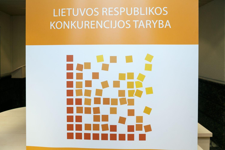 Konkurencijos taryba: pažeidėjai pernai sumokėjo 18,7 mln. Eur