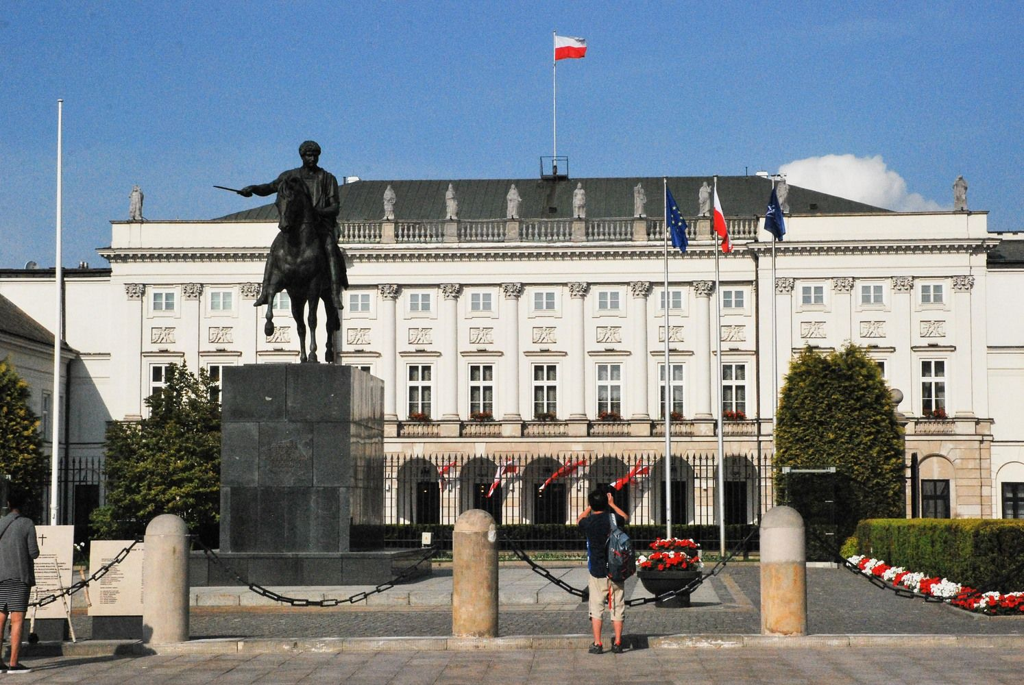 Tirpdomi santykių su Lenkija ledukai