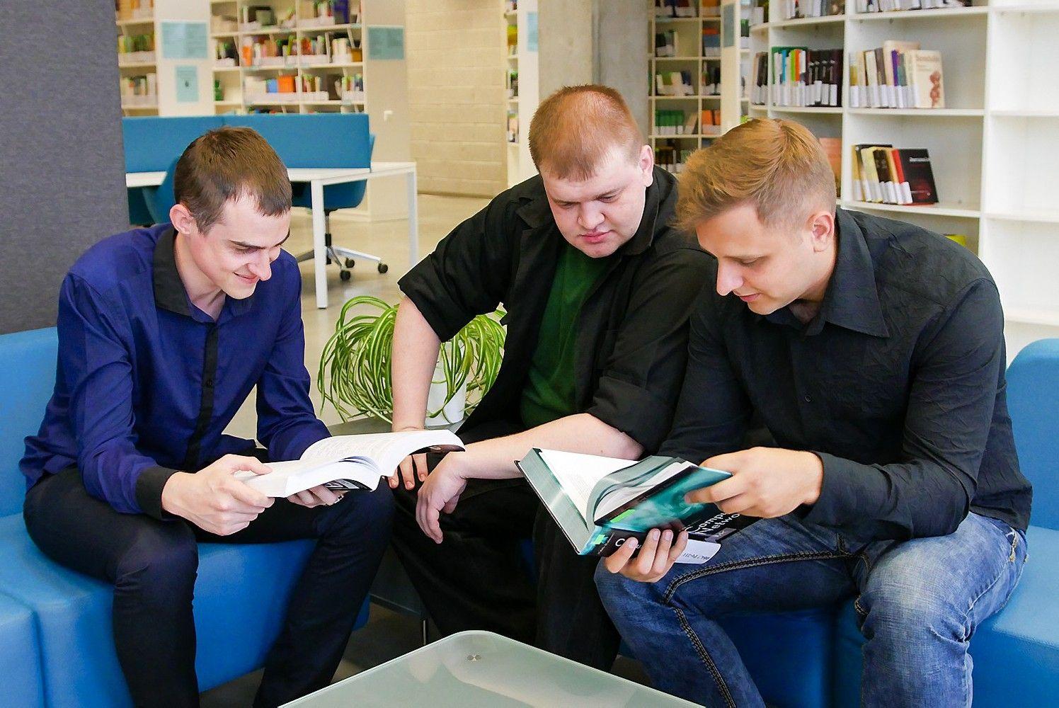 Jauni tyrėjai siūlo sprendimą, kaip įvesti tvarką įmonės sandėlyje