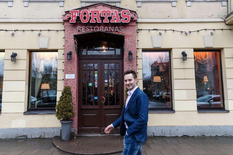 """Pokyčiai """"Forto"""" restoranuose: atnaujins prekių ženklus, interjerus, valgiaraščius"""