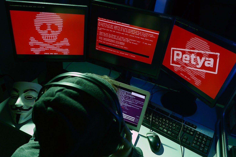 """ESET mano aptikę """"Petya"""" atakų vykdytojus"""