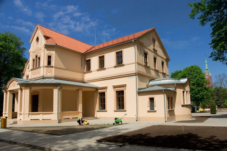 Teismas padėjo tašką ginče dėl Palangos kurhauzo