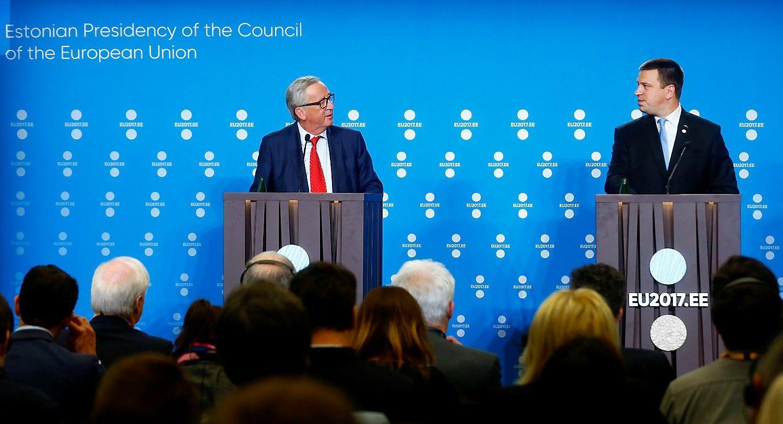 Estijos ambicija – pakloti pagrindą bendrai skaitmeninei ES rinkai