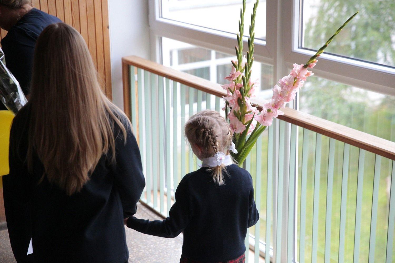 Po trejų metų pertraukos mažėjo Lietuvos švietimo lėšos