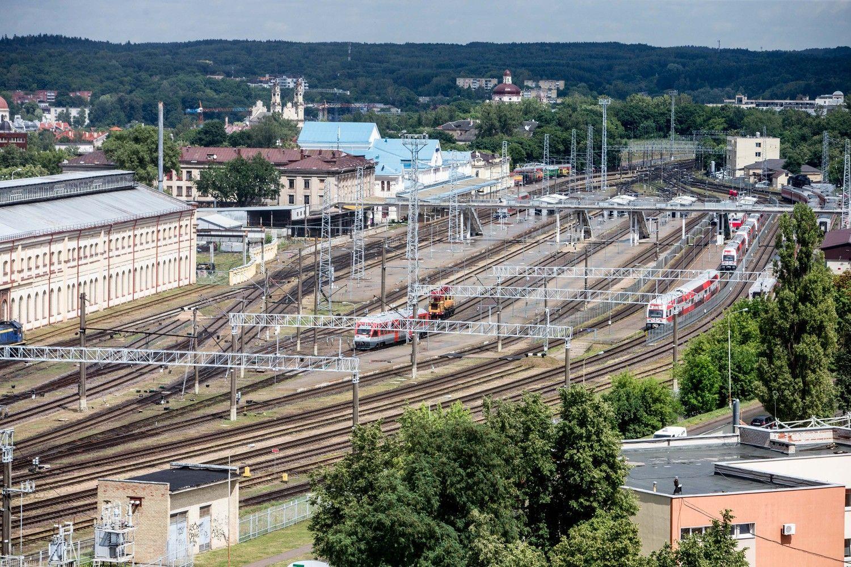 Geležinkelio inspekcija jungiama su Kelių transporto inspekcija