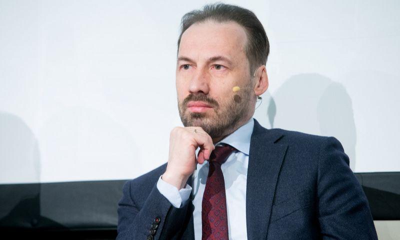 """Dalius Trumpa, AB """"Rokiškio sūris"""" valdybos pirmininkas Juditos Grigelytės (VŽ) nuotr."""