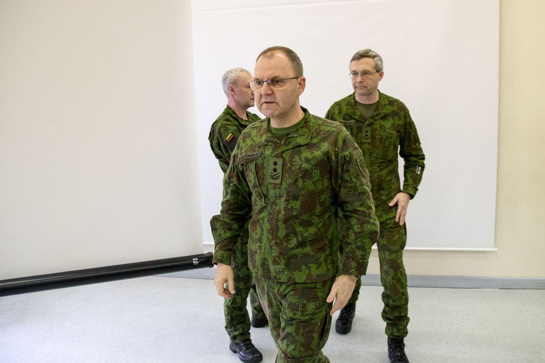 Įsigaliojo nauja karių išleidimo į atsargą tvarka