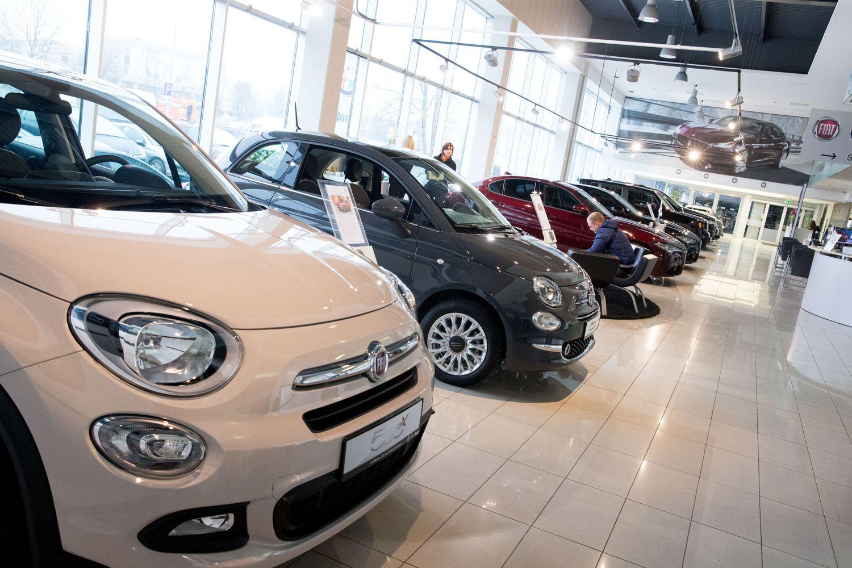 Per pusmetį naujų automobilių rinka paaugo 18%