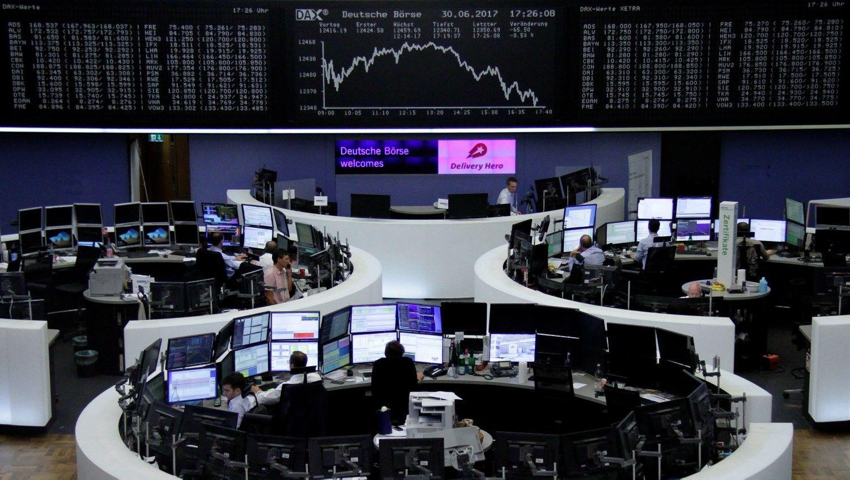 European Stocks Bounce as Oil Rises, Dollar Gains: Markets Wrap