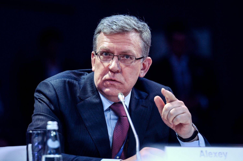 Kudrinas: Rusijos ekonomika sparčiau augs tik tuomet, kai pagerės santykiai su Vakarais