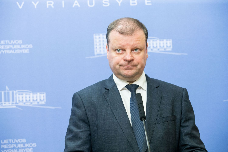 Premjeras neigia, kad atsistatydins, jeigu Seimas nepritars urėdijų reformai